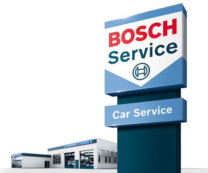Bosch Car Service Poisl
