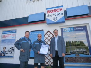Bosch Car Service Poisl - Team